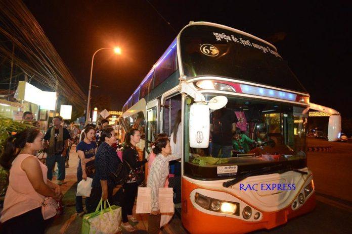Vé xe đi Campuchia nhân dịp lễ 2-9