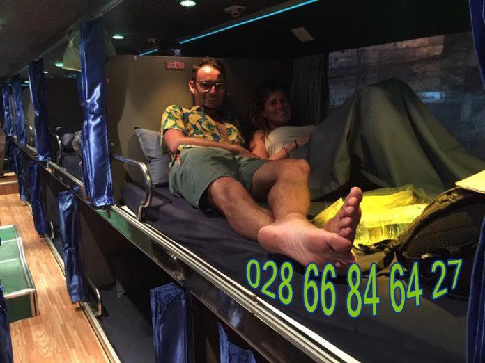 Xe giường nằm đi Campuchia lễ 2-9