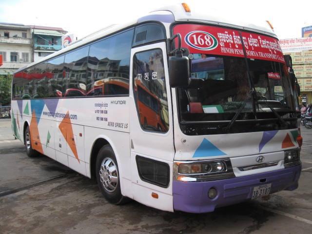 Sorya bus đi Campuchia