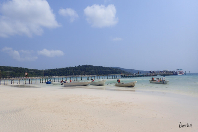 13 1 - Hè vắng trên đảo ngọc bình yên Koh Rong Samloem