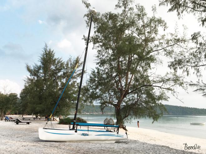 14 1 - Hè vắng trên đảo ngọc bình yên Koh Rong Samloem