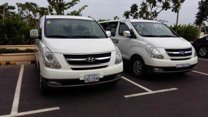 Thuê xe 7 chỗ đi Campuchia