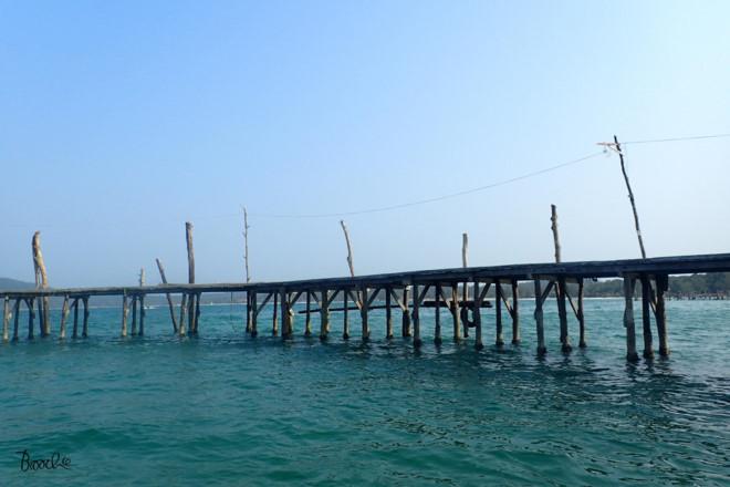2 1 - Hè vắng trên đảo ngọc bình yên Koh Rong Samloem