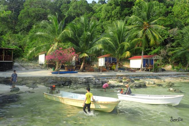 3 1 - Hè vắng trên đảo ngọc bình yên Koh Rong Samloem