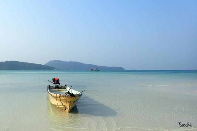 4 1 - Hè vắng trên đảo ngọc bình yên Koh Rong Samloem