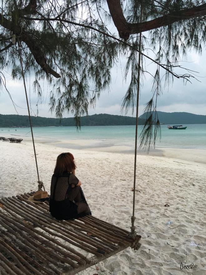 8 1 - Hè vắng trên đảo ngọc bình yên Koh Rong Samloem