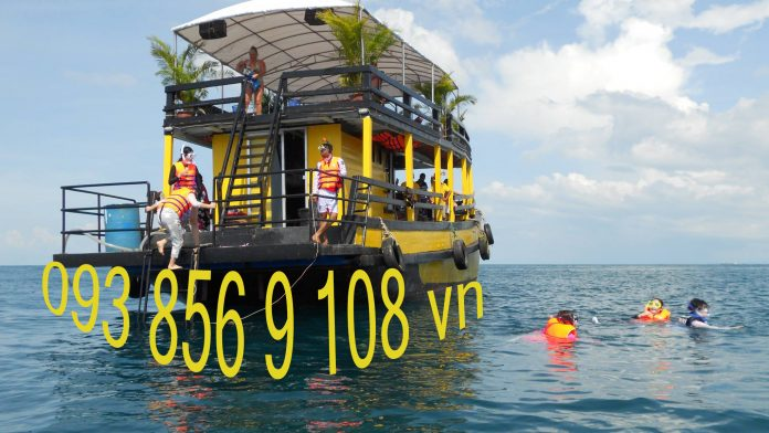 lich trinh tham quan sihanoukville tau happyboatcambodia - Lịch trình tham quan tàu happy boat cambodia từ sihanouk ville