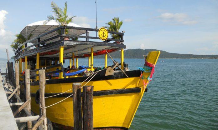 tau happy boat cambodia - Tàu Happy Boat Cambodia - Đại lý bán vé tàu Happy Boat Cambodia tại Sài Gòn