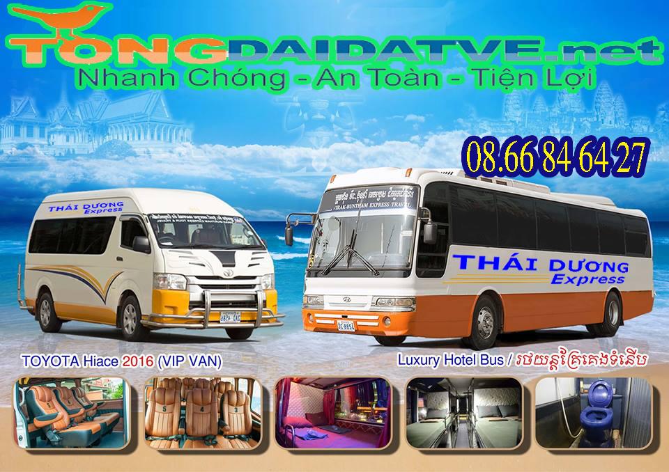 xe đi cam - Xe đi Sihanouk Ville từ Sài Gòn