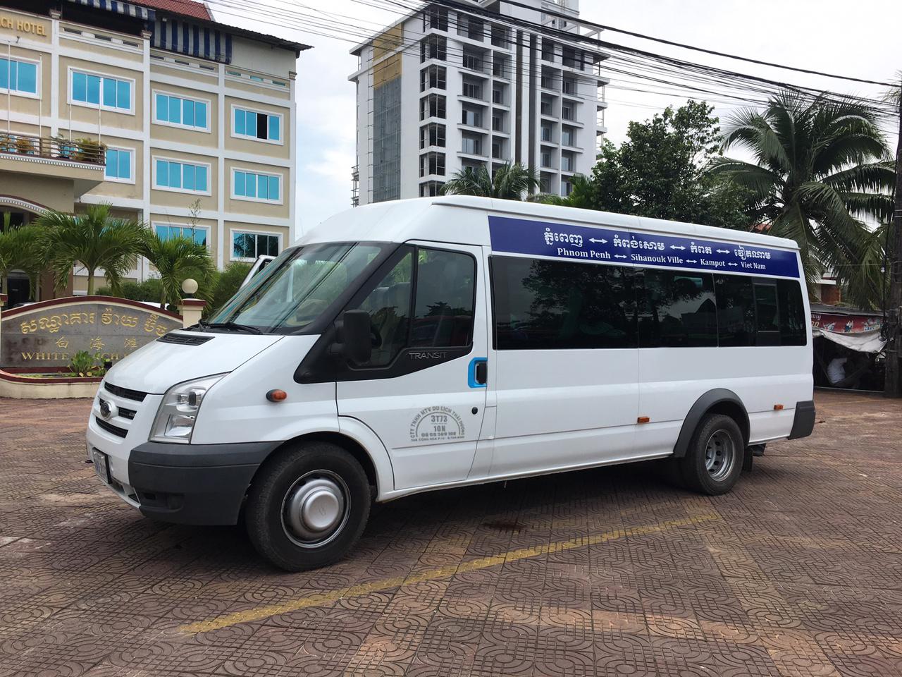 xe tdha tien di sihanoukville 1 1 - Combo du lịch - vé xe và vé tàu sihanouk ville