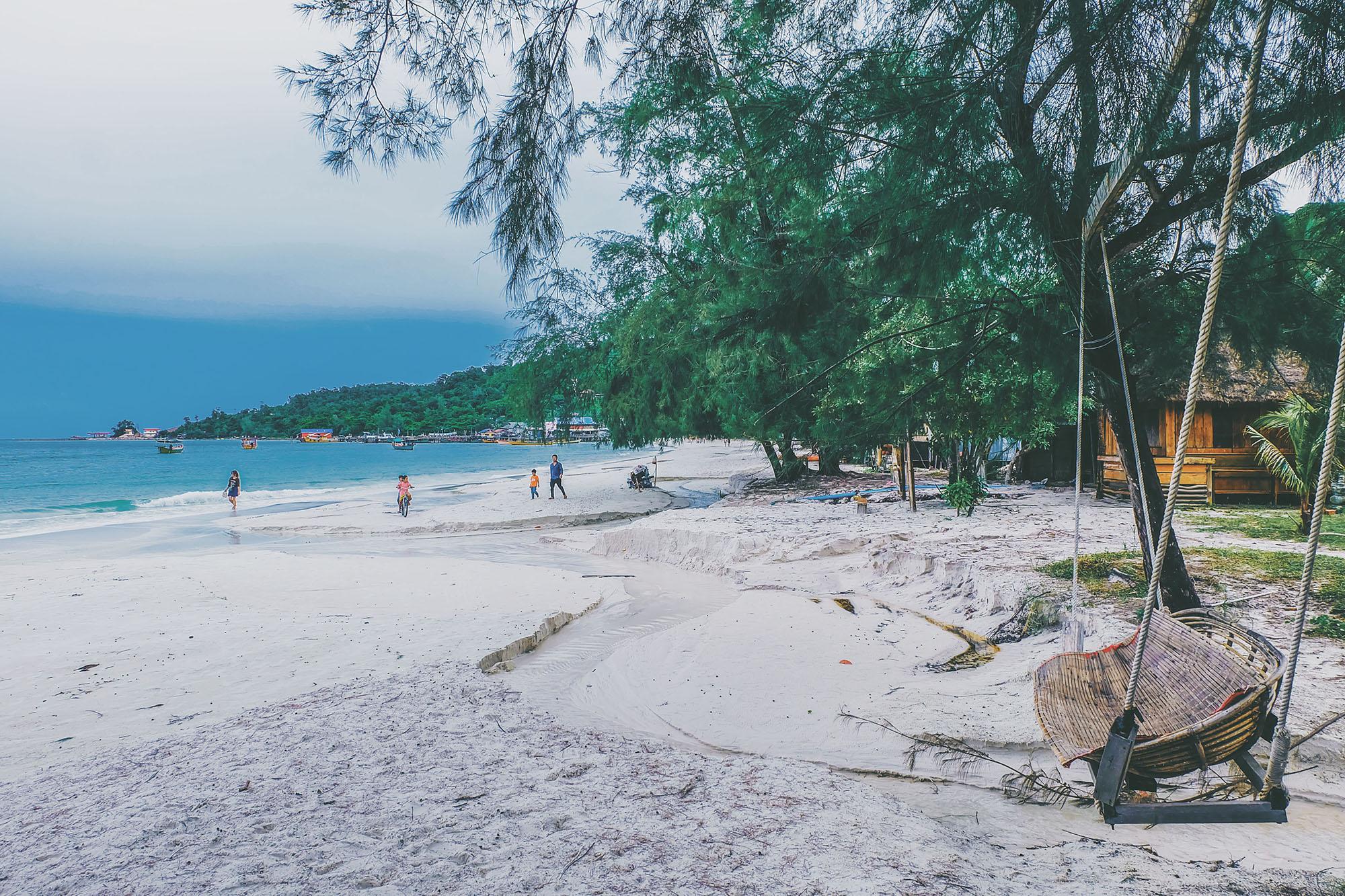 koh rong10 - Nên chọn đi đảo Koh Rong hay đảo Koh Rong Samloem?