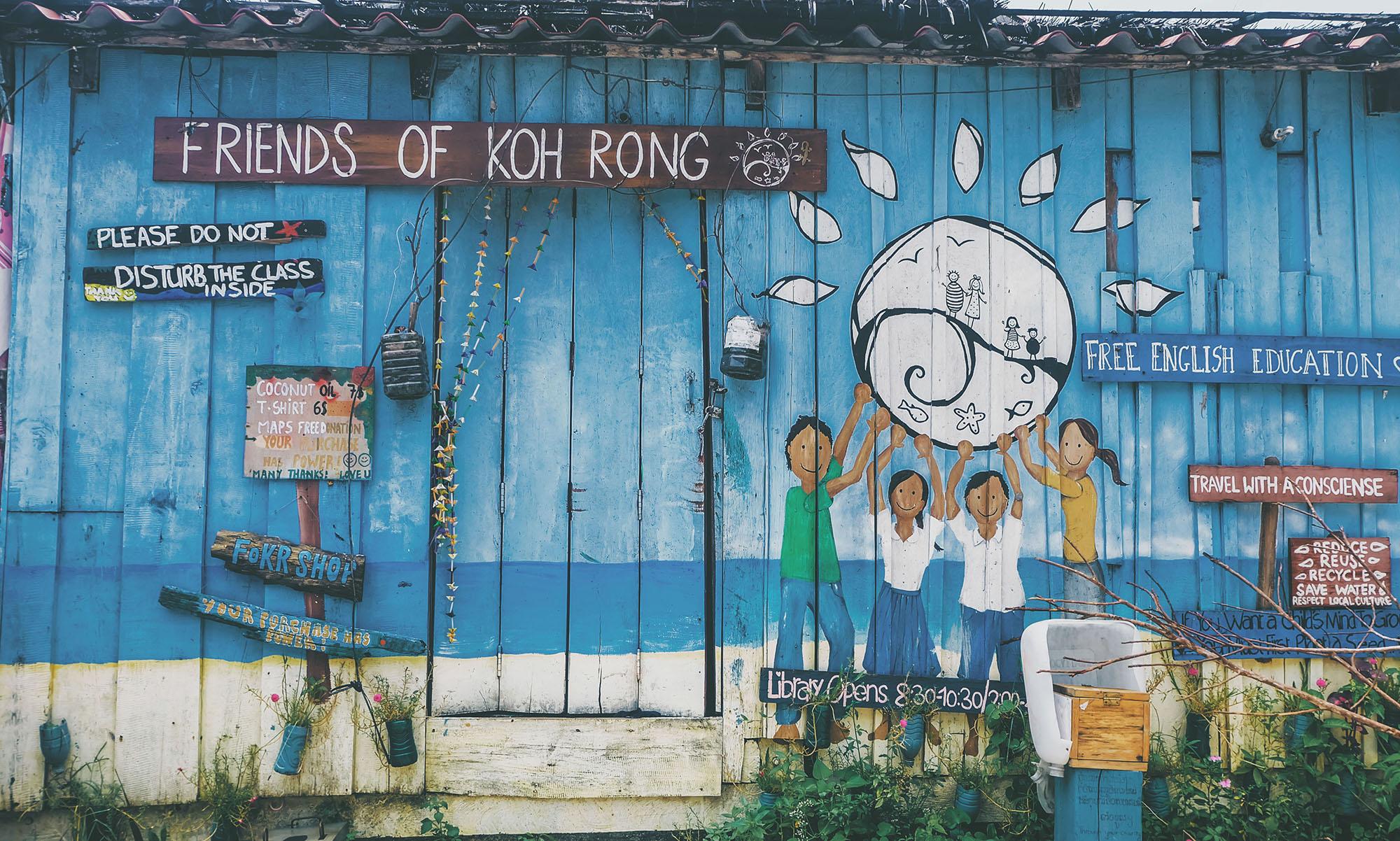 koh rong4 - Nên chọn đi đảo Koh Rong hay đảo Koh Rong Samloem?