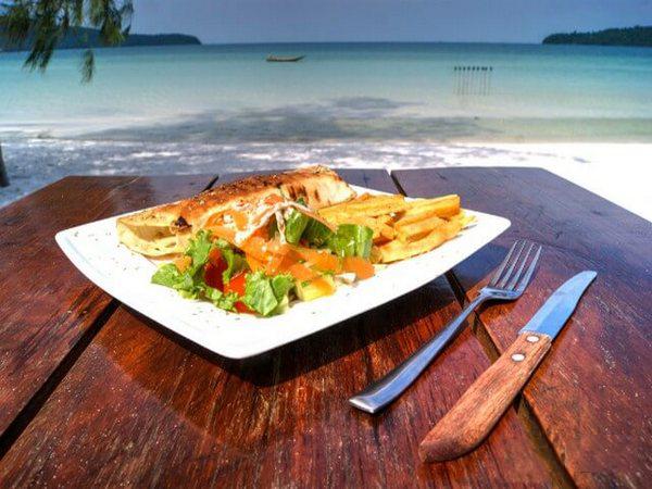 bookin - Sự khác nhau giữa đảo kohrong và kohrong sanloem