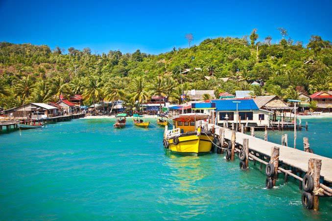 image 4 - Đảo Koh Rong thiên đường lý tưởng để nghỉ dưỡng
