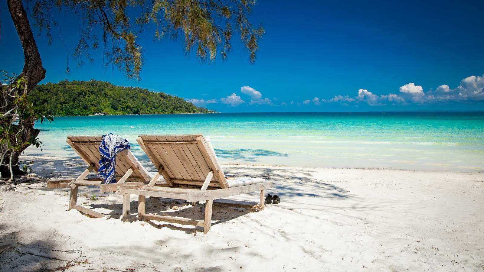 koh rong 1 - Đảo Koh Rong thiên đường lý tưởng để nghỉ dưỡng