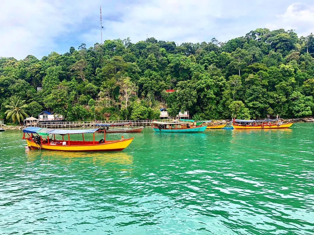 koh - Kohrong tiểu maldives Campuchia
