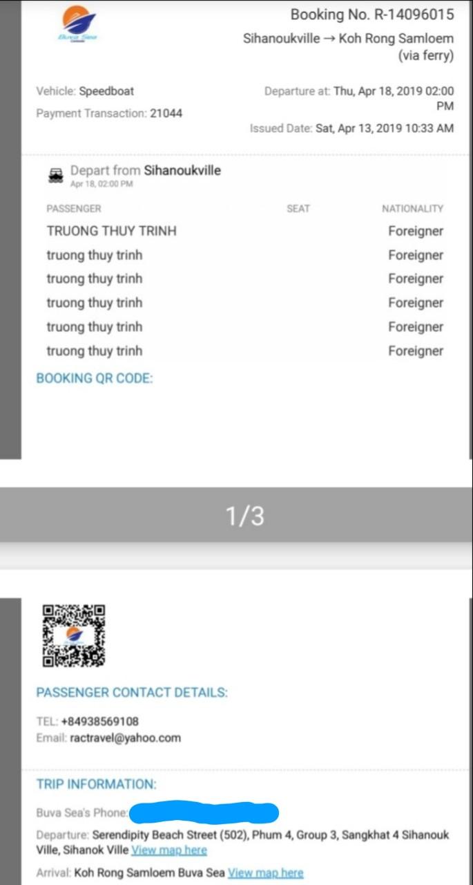 358c93e2ba915fcf0680 - Đặt vé tàu từ Sihanoukville đi đảo Koh Rong và Koh Rong Samloem